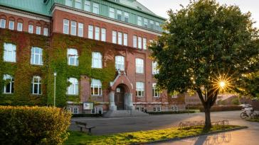 Fjärrundervisning införs igen för elever på Söderslättsgymnasiet i Trelleborg 2