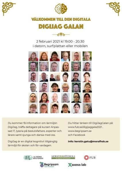 Stor gala med DigiJag – en digital kognitivt tillgänglig lärmiljö