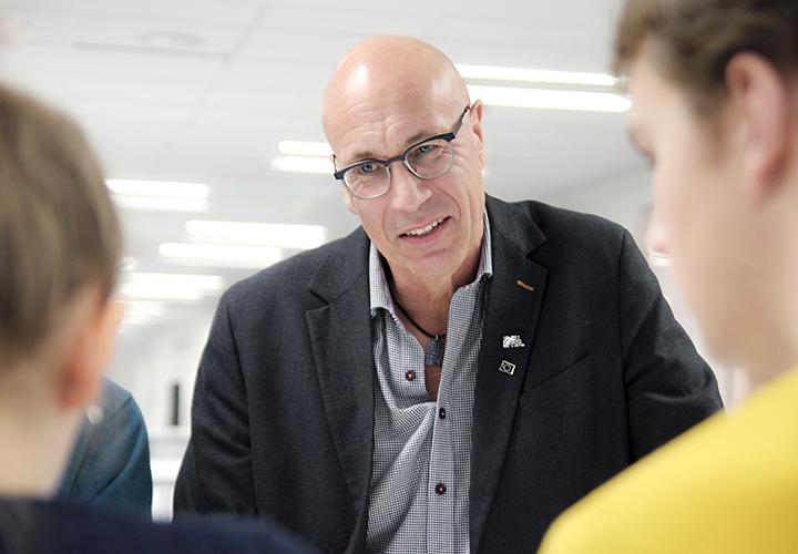 Digital strategi som inkluderar fortbildning skapar mervärde för lärarna i Skellefteå