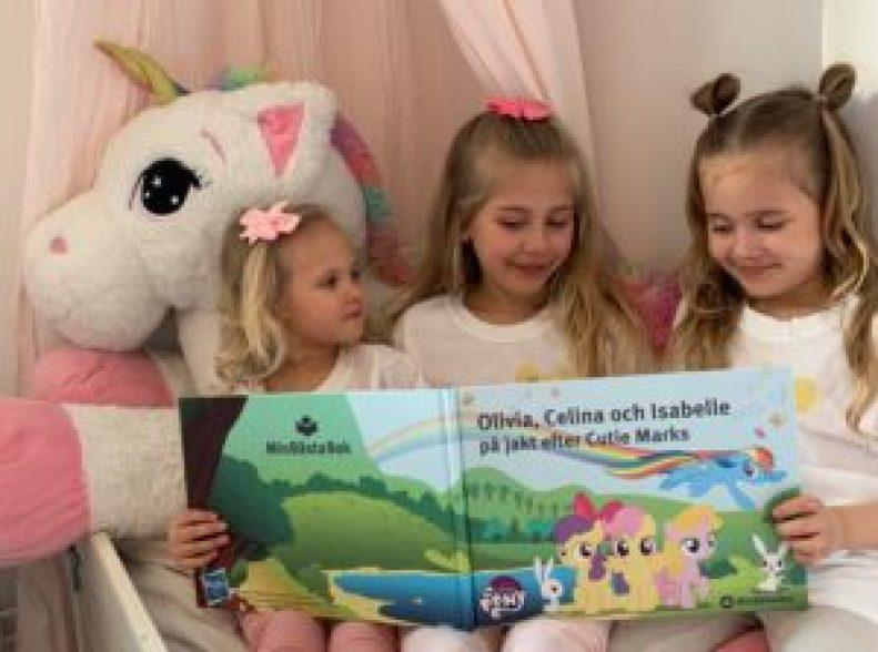 Friends och My Little Pony i gemensam kampanj för mer vänskap