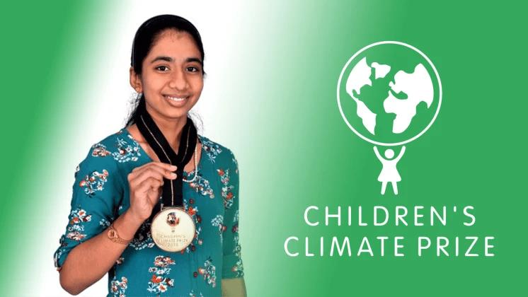 Vinisha Umashankar investerar i nya hållbarhetsinitiativ