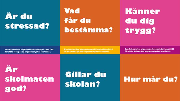 Ny undersökning i Göteborgsregionen: Så upplever ungdomar pandemin, trygghet, hälsa, skola, fritid, arbete och framtid