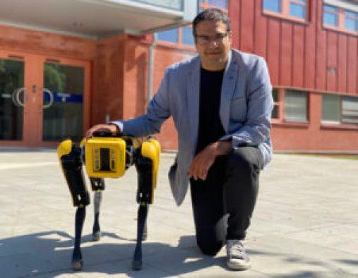 Autonoma robotar gör nytta från underjorden till rymden