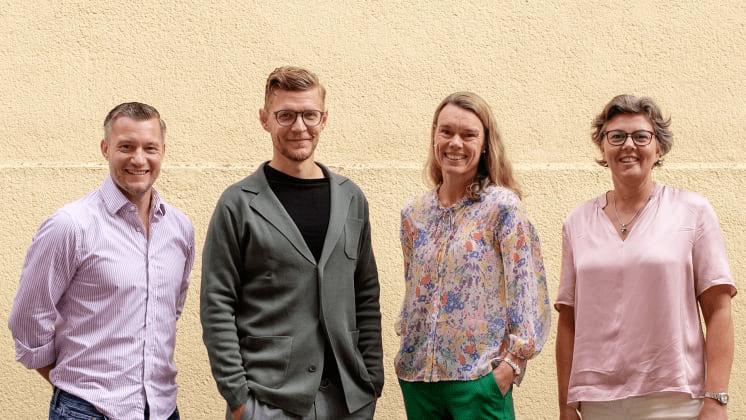 StudyBee satsar framåt med ny styrelse
