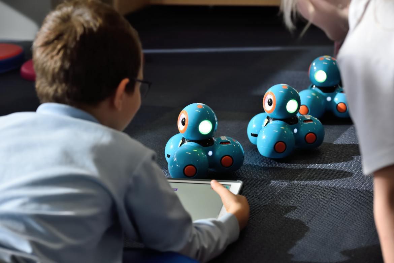Mindre ångest och depression när studenter fick chatta med AI-chatroboten Tess.