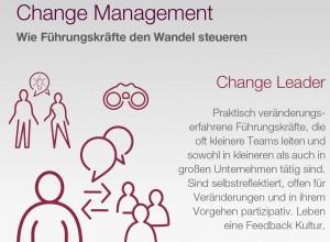 Change-Management: Führungskräfte