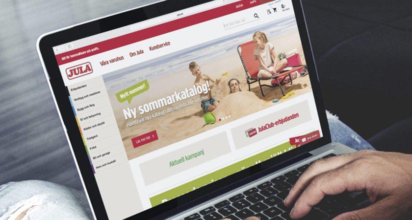 Jula väljer Knowit för e-handelsutveckling