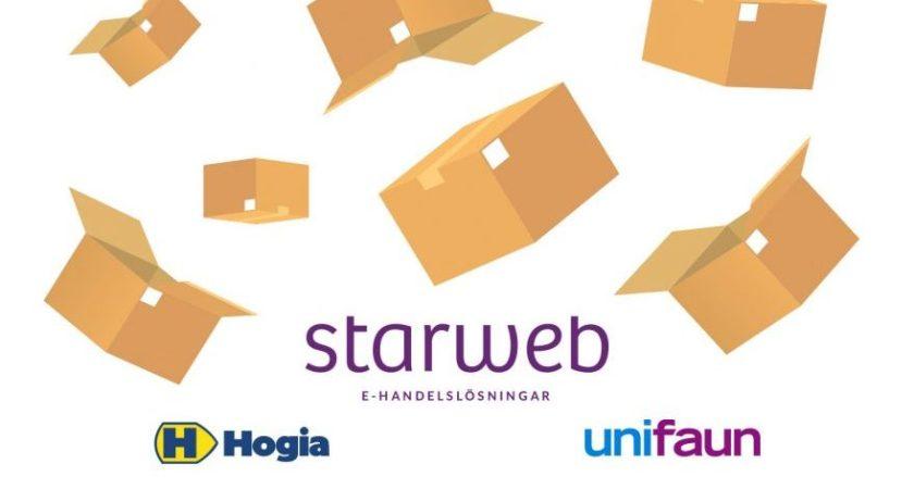 Ny integration mellan Unifaun och Starweb
