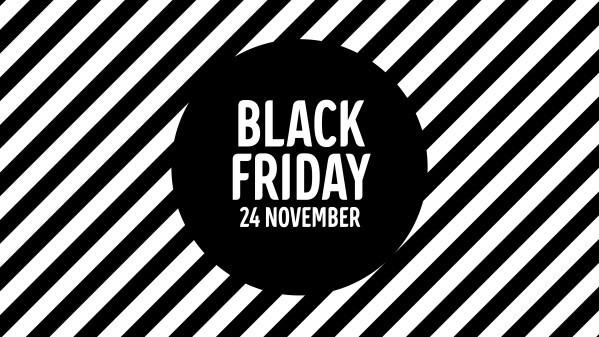 Nya rekord att väntas idag Black Friday – Sveriges största handelsdag