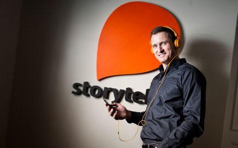 Storytel lanseras i Indien