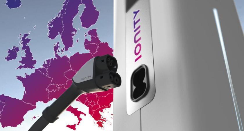 Circle K Sverige blir partner med IONITY – och tar High Power Charging till Sverige