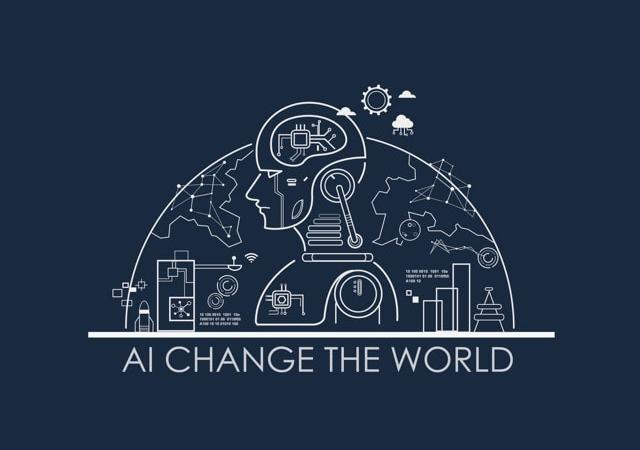 79 procent av marknadsförare har AI som nyårslöfte