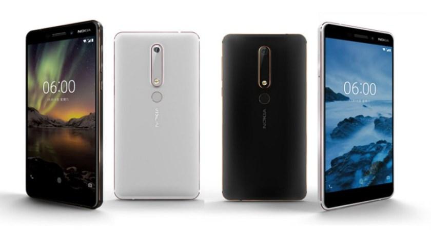 Säljstart för nya Nokia 6 och Nokia 7 Plus den 19 april!