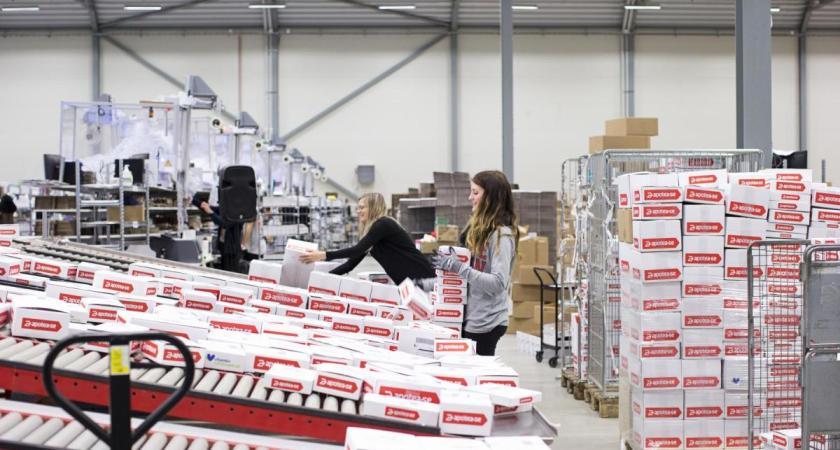 Apotea slår upp dörrarna till Sveriges klimatsmartaste logistikcenter