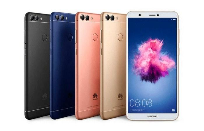 Ny smartphone för unga: Huawei lanserar P Smart