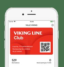 VikingLine förnyade sin kryssningsapp