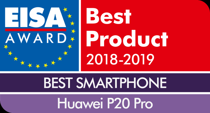 """EISA Awards 2018: Huawei P20 Pro tilldelas """"Best Smartphone of the Year"""""""