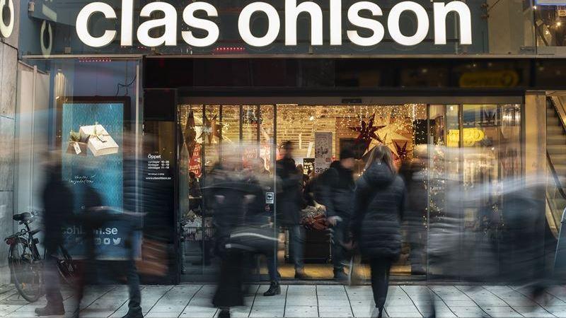 Även butiksbesökare stressade av julmusik visar ny undersökning från Clas Ohlson