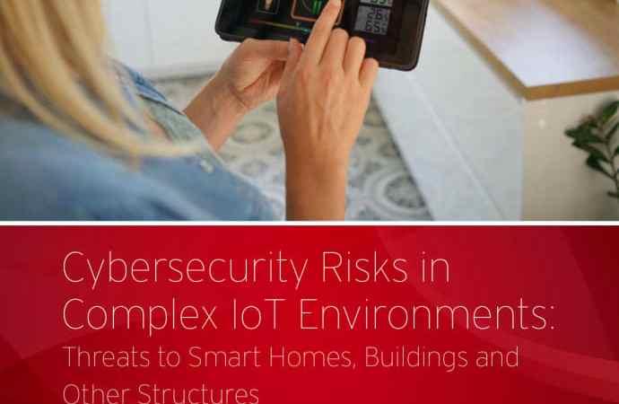 Ny forskningsrapport från Trend Micro avslöjar de största hoten mot smarta byggnader