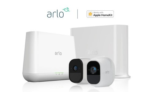 Arlo blir kompatibla med Apple Homekit