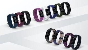 Fitbit lanserar Fitbit Charge 4 – Inbyggd GPS, 7+ dagars batteritid och Active Zone Minutes 1