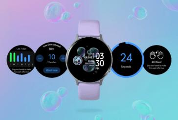 Samsung lanserar handtvätts-app till sina smartklockor 1