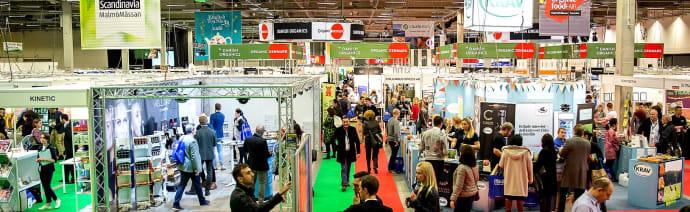 Eco Life Scandinavia och Nordic Organic Food Fair framflyttade till 2021