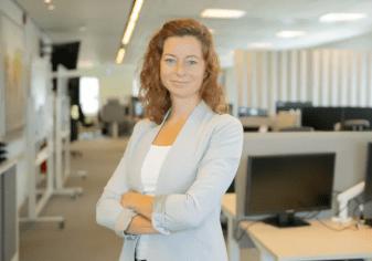 Först i Norden - Nu har Sverige fått sin första Q-handelschef 1