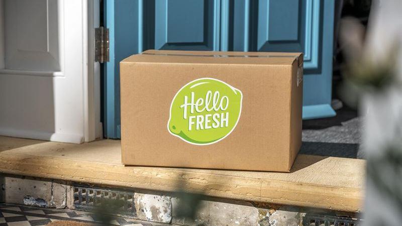 HelloFresh blir det första internationella företaget som erbjuder koldioxidneutrala matkassar