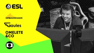 ESL och DreamHack i treårigt avtal om medierättigheter med Brasiliens ledande mediebolag 1
