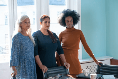 Indiska utmanar normen kring hur kvinnor ska klä sig på jobbet i ny reklamfilm 1