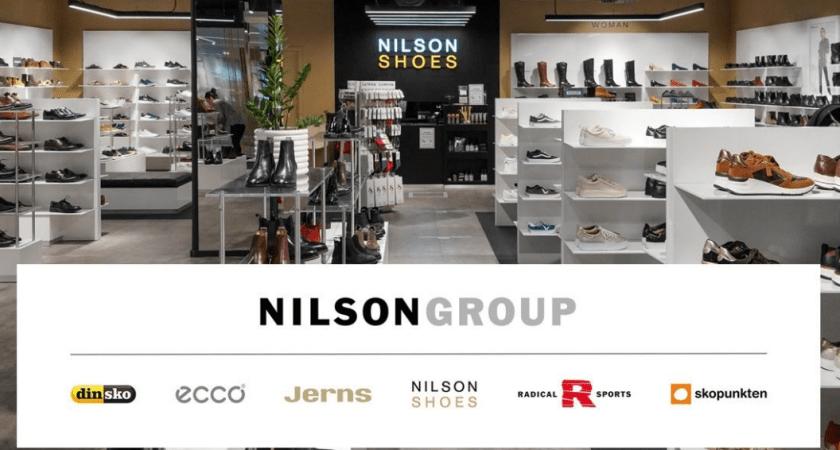 Nilson Group med 200+ butiker, tar ett stort kliv in i framtidens detaljhandel med Sitoo