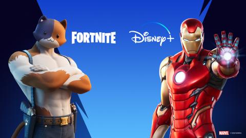 Disney utökar samarbetet med Epic Games genom nytt erbjudande på Disney+