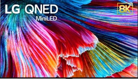 LG presenterar företagets första QNED Mini LED-tv på virtuella CES 2021 1
