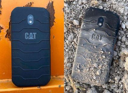 Polygienes dotterbolag Addmaster och CAT® lanserar den första helt antimikrobiella mobiltelefonen