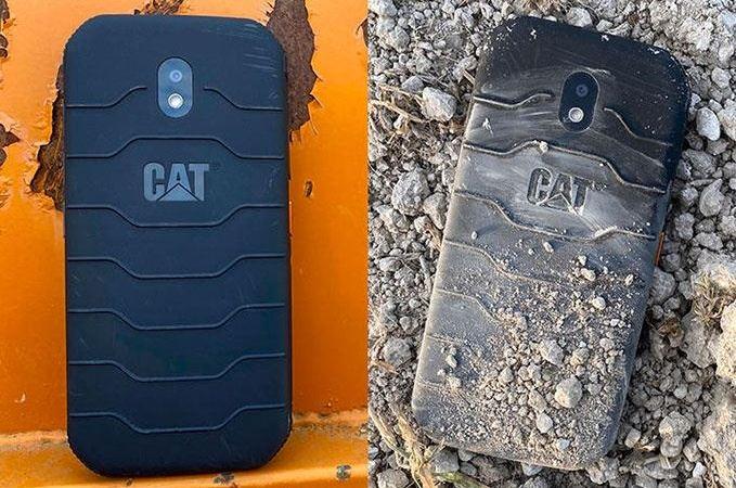 Polygienes dotterbolag Addmaster och CAT lanserar den första helt antimikrobiella mobiltelefonen