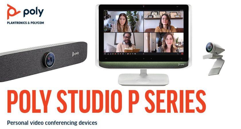 Poly lanserar personliga videoenheter för helt nytt marknadssegment