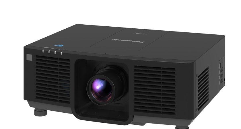 Panasonic lanserar ny serie LCD-laserprojektorer på AVID 2021