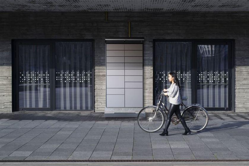 Nu lanseras en ny rikstäckande infrastruktur av leveransboxar i Sverige