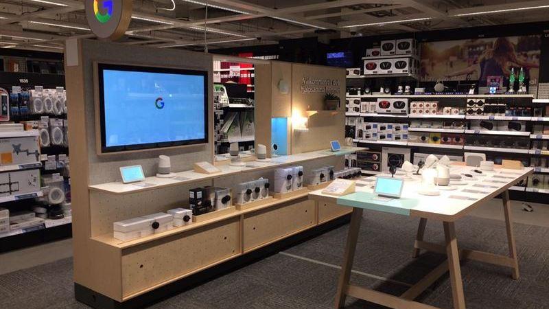 Clas Ohlson blir andra butikskedjan i världen med Googles nya globala butikskoncept