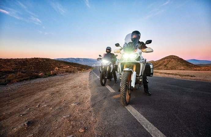 Garmin lanserar nya motorcykelnavigatorn zūmo XT