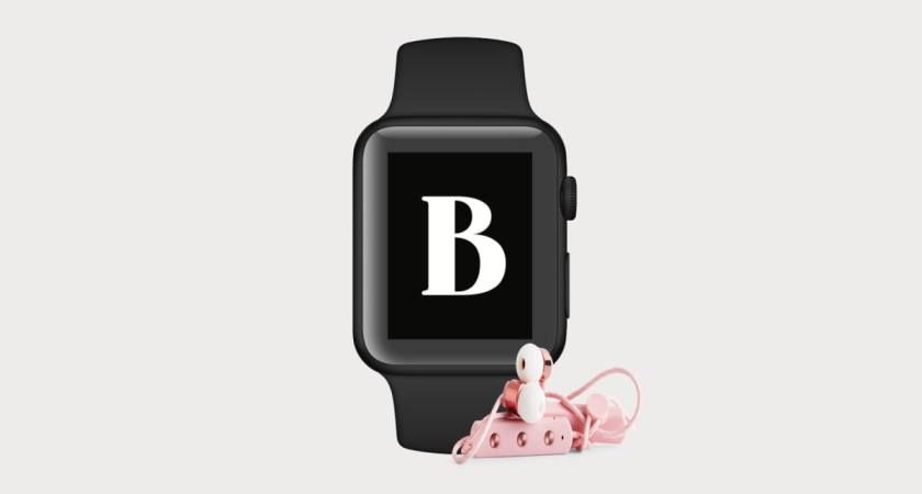 BookBeat lanserar stöd för Apple Watch