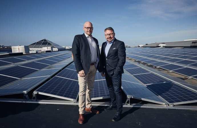 Väla lanserar Nollvisionen: Energianvändningen ska vara noll till 2023