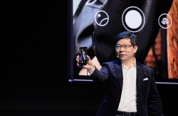 Huawei lanserar en rad nya 5G produkter – presenterar strategi för framtiden