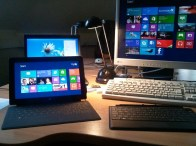 Windows 8 mindenhol