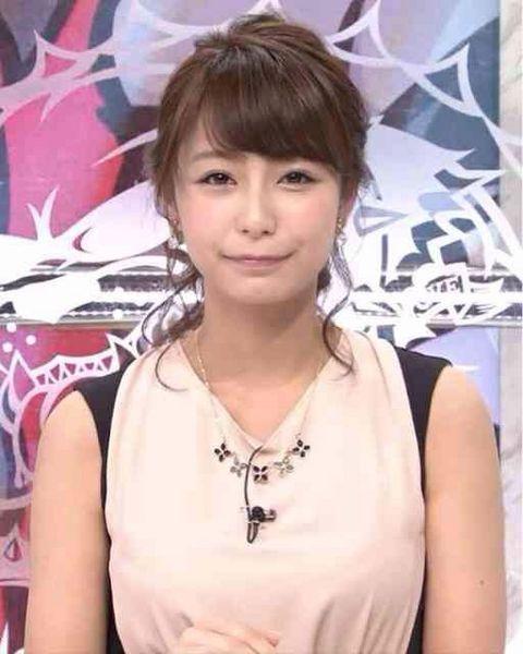 宇垣美里さんの水着
