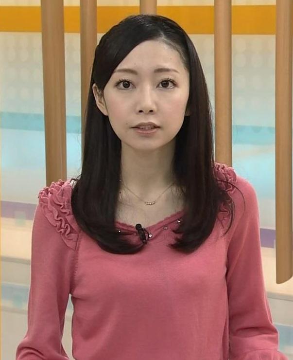 MRO北陸放送の竹村りゑアナがか...