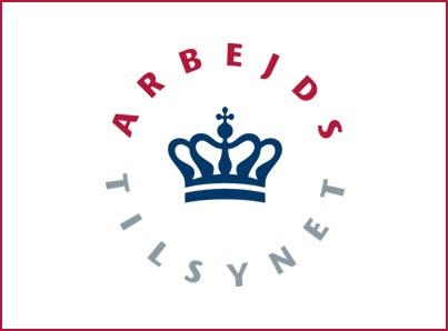 Arbejdstilsynet logo, kunder IT Univers
