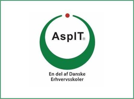 AspIT logo, kunder IT Univers