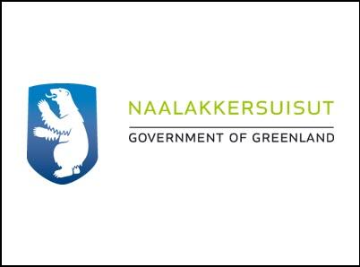 Naalakkersuisut logo, kunder IT Univers